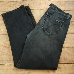 Joe's Dark Wash Classic Fit Blue Jeans
